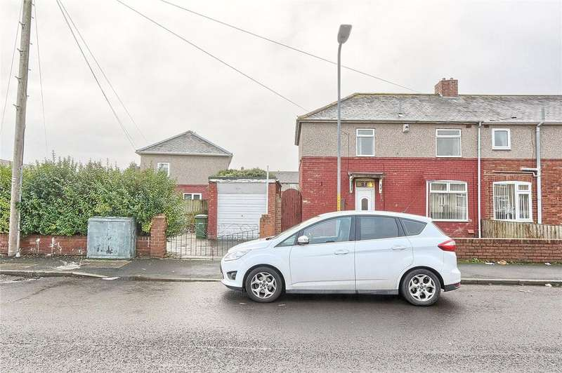 3 Bedrooms Semi Detached House for sale in Northumberland Road, Thornaby