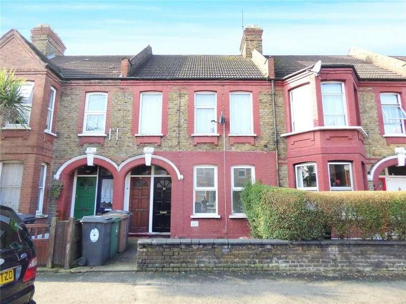 2 Bedrooms Maisonette Flat for sale in Kettlebaston Road, Leyton, E10