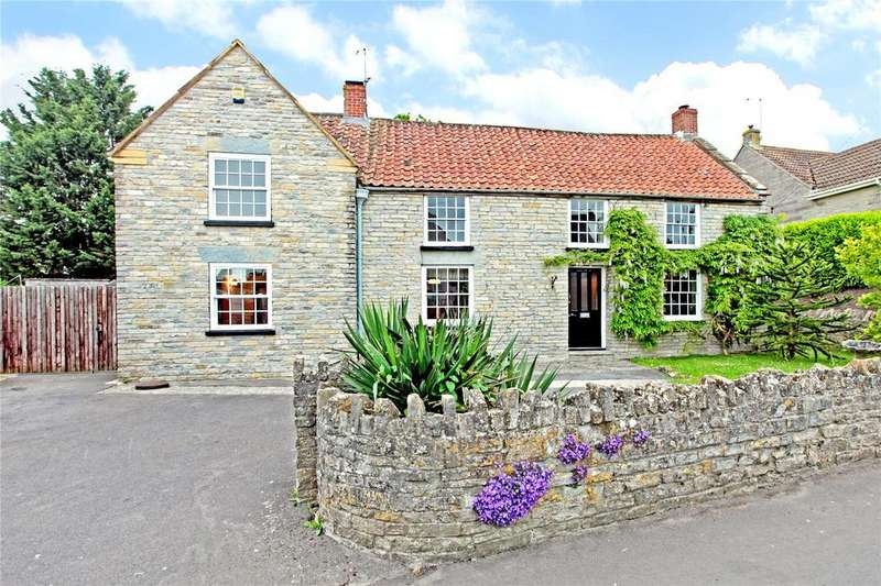 4 Bedrooms Unique Property for sale in Water Lane, Somerton, Somerset, TA11