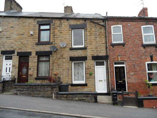 3 Bedrooms Terraced House for sale in 40 Corporation Street, Barnsley, S70 4PQ