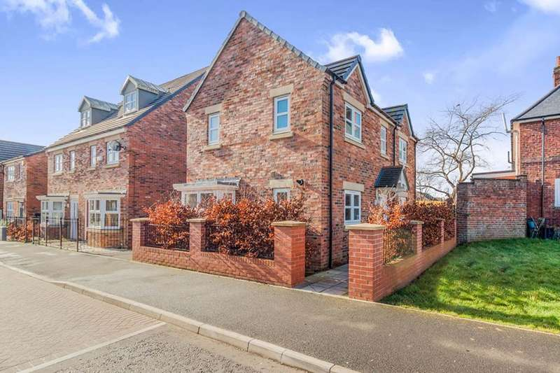 3 Bedrooms Detached House for sale in Amberdale Avenue, Newcastle Upon Tyne, NE6