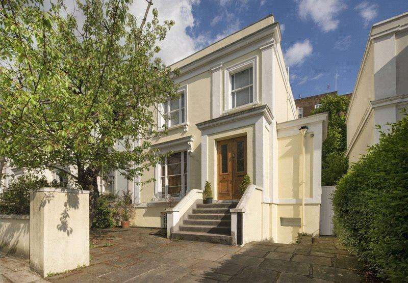 3 Bedrooms Unique Property for sale in Blenheim Road, St. John's Wood, London, NW8
