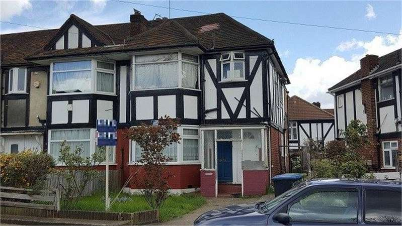 1 Bedroom Flat for sale in Highcroft Avenue, Wembley