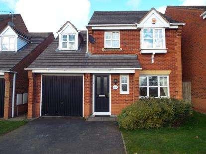 3 Bedrooms Detached House for sale in Birmingham Road, Great Barr, Birmingham, West Midlands