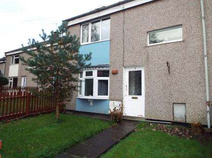 2 Bedrooms Terraced House for sale in Common Walk, Cannock, Staffordshire