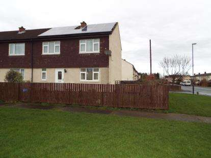 3 Bedrooms End Of Terrace House for sale in Cherry Tree Way, Colburn, Catterick Garrison, North Yorkshire