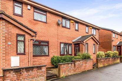 2 Bedrooms Terraced House for sale in Rochdale Old Road, Bury, Greater Manchester, BL9