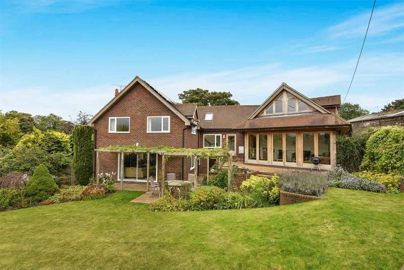 6 Bedrooms Detached House for sale in Ovington, Alresford, Hampshire