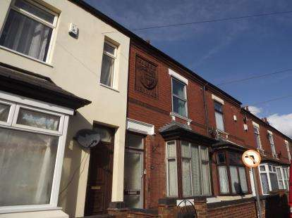 3 Bedrooms Terraced House for sale in St. Thomas Road, Derby, Derbyshire