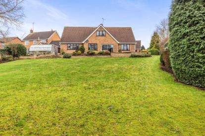 3 Bedrooms Bungalow for sale in Wilemans Close, Earl Shilton, Leicester, Leicestershire