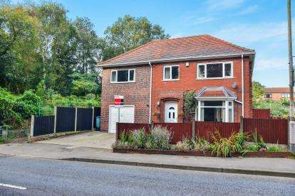 5 Bedrooms Detached House for sale in Hermitage Lane, Mansfield, Nottinghamshire