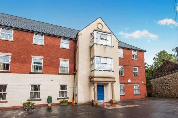 2 Bedrooms Apartment Flat for sale in 12 Mellowes Court
