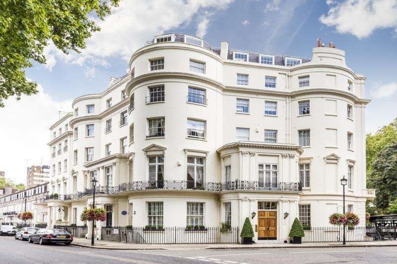4 Bedrooms Apartment Flat for sale in Hyde Park Square, London, W2