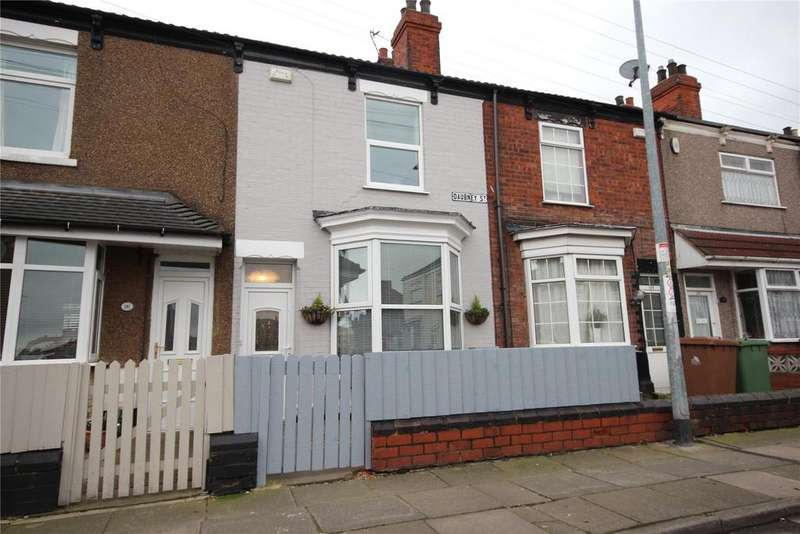 2 Bedrooms Terraced House for sale in Daubney Street, Cleethorpes, DN35