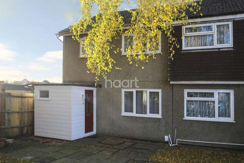 3 Bedrooms End Of Terrace House for sale in Buckland Road, Chessington. KT9 1JE
