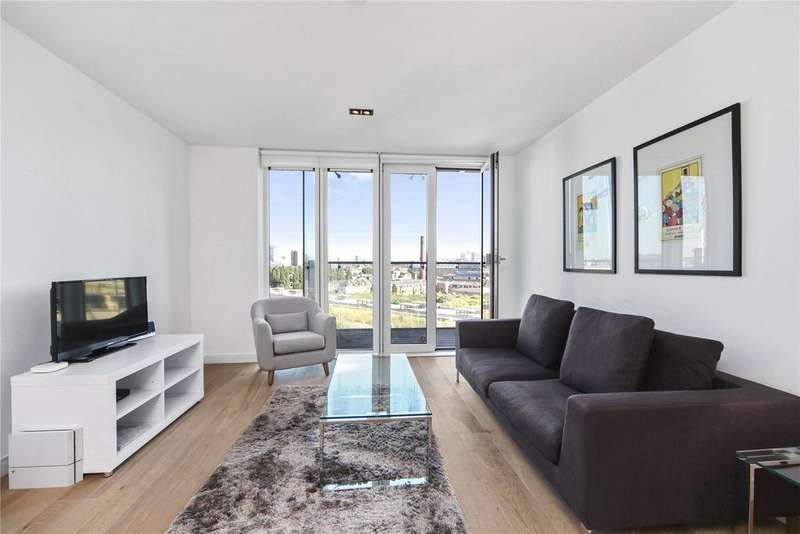 1 Bedroom Flat for sale in Avantgarde Tower, 1 Avantgarde Place, London, E1