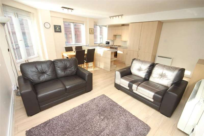 2 Bedrooms Flat for sale in Sackville Place, Bombay Street, Manchester, M1