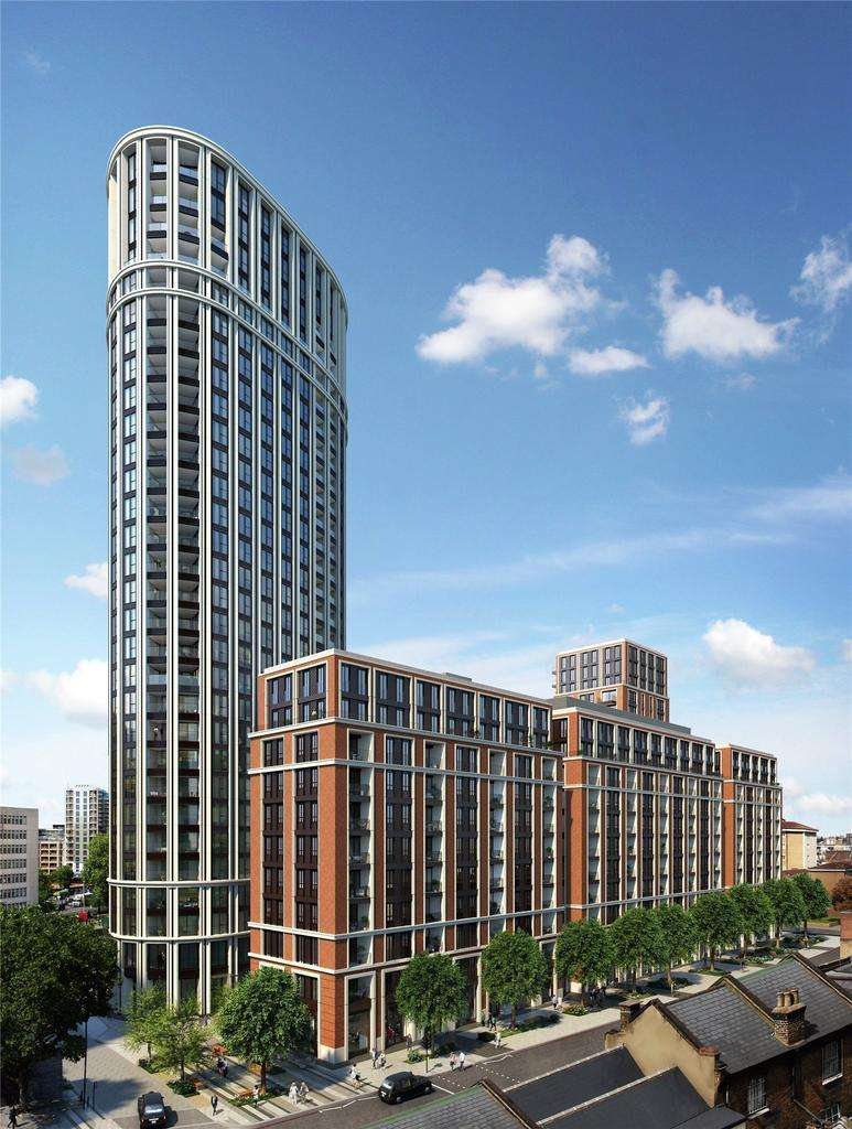 Flat for sale in West End Gate, Newcastle Place, London