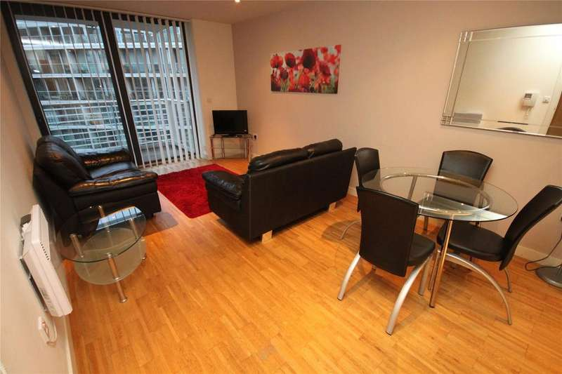 2 Bedrooms Flat for sale in St Georges Island, 2 Kelso Place, Manchester, M15
