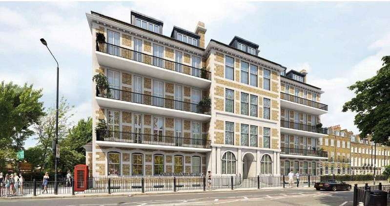 2 Bedrooms Flat for sale in Mettle Poise, Hackney Road, London, E2