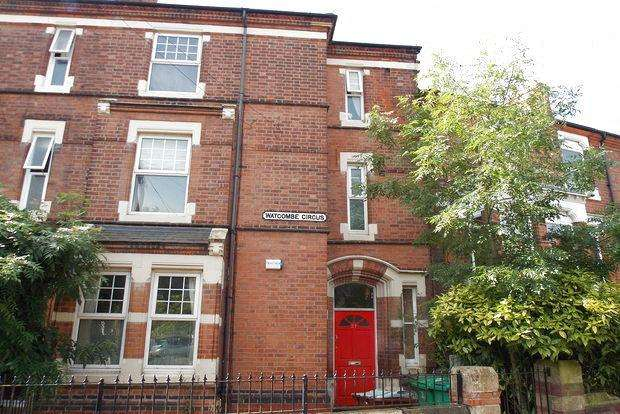 1 Bedroom Flat for sale in 27 Watcombe Circus, Nottingham, NG5