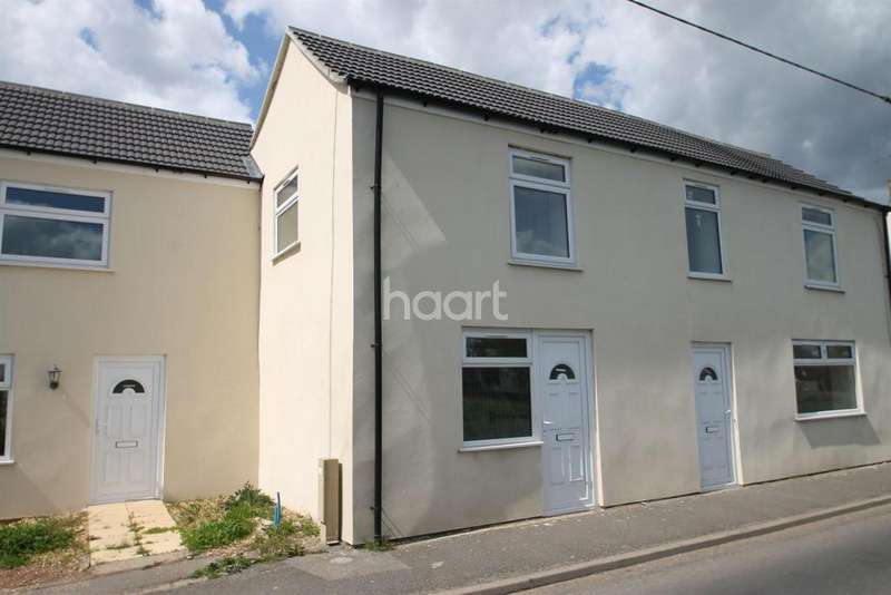 2 Bedrooms Terraced House for sale in Rectory Road, Outwell