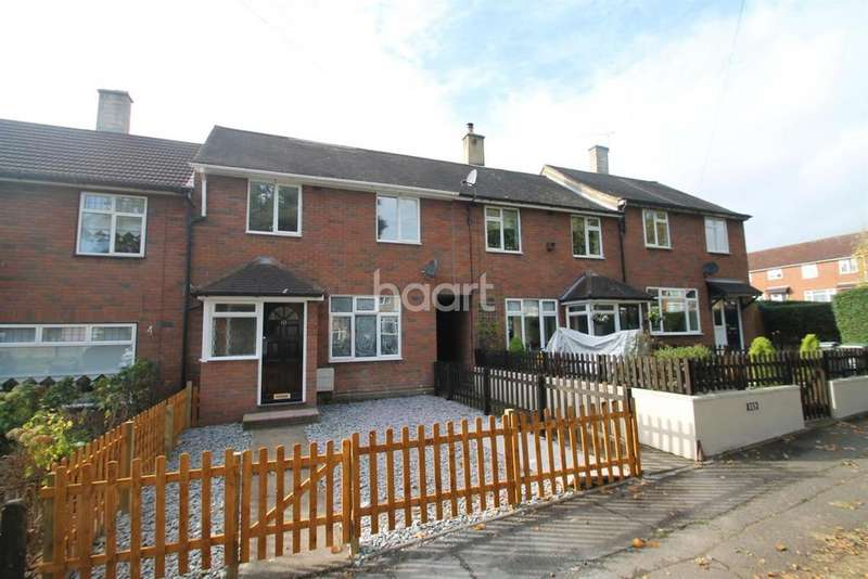3 Bedrooms Terraced House for sale in Lushes Road