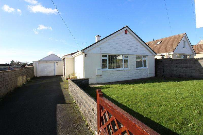 3 Bedrooms Detached Bungalow for sale in Bunkers Hill, Milford Haven, Pembrokeshire. SA73 1AQ