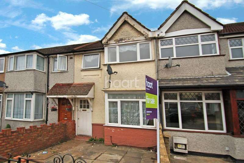 3 Bedrooms Terraced House for sale in Third Avenue