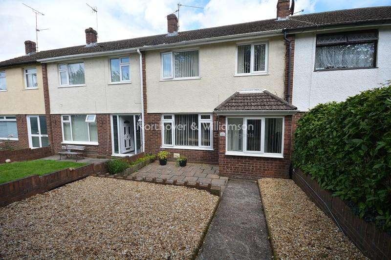3 Bedrooms Terraced House for sale in Penrhyn Close, Rumney, Cardiff. CF3