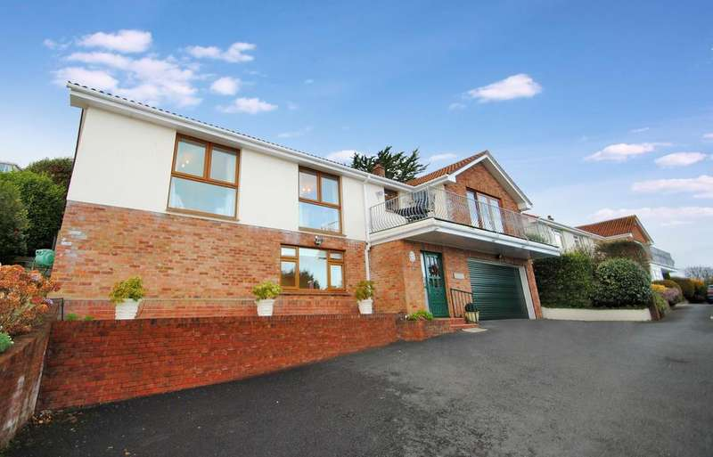 5 Bedrooms Detached House for sale in Combe Park, Ilfracombe