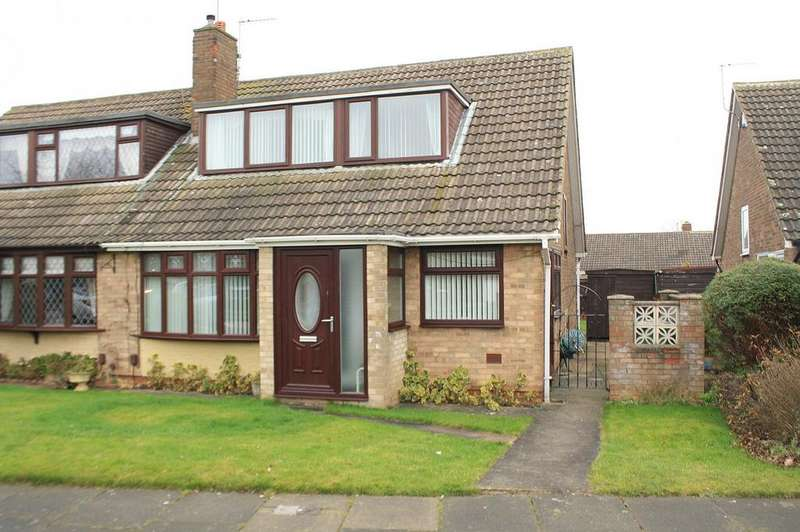 3 Bedrooms Semi Detached House for sale in Thornaby Road, Thornaby, TS17