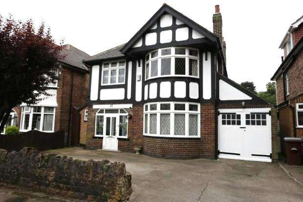 3 Bedrooms Detached House for sale in Harrow Road, Wollaton, Nottingham, NG8