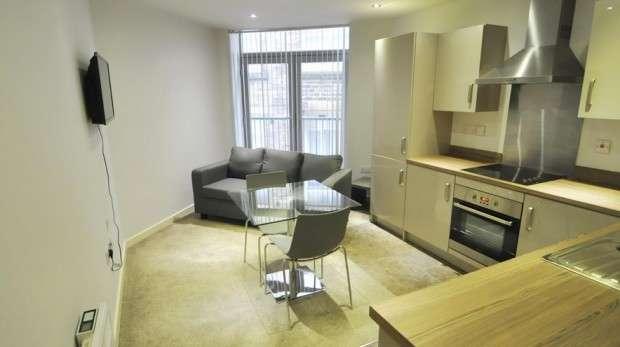 Apartment Flat for rent in Apt 101 Grattan Mills 4 Vincent St, City Centre, BD1
