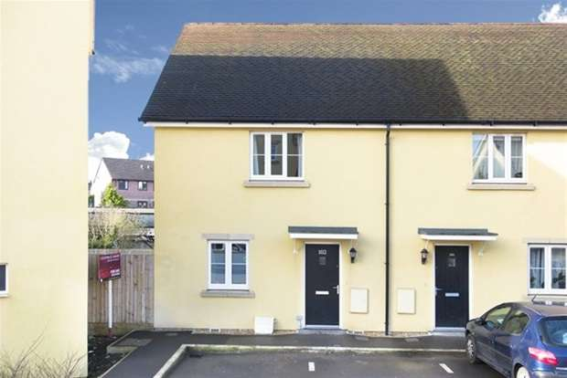2 Bedrooms Terraced House for sale in Great Western Street, Frome