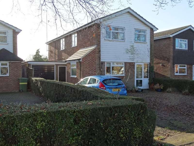 4 Bedrooms Link Detached House for sale in Headcorn, Kent