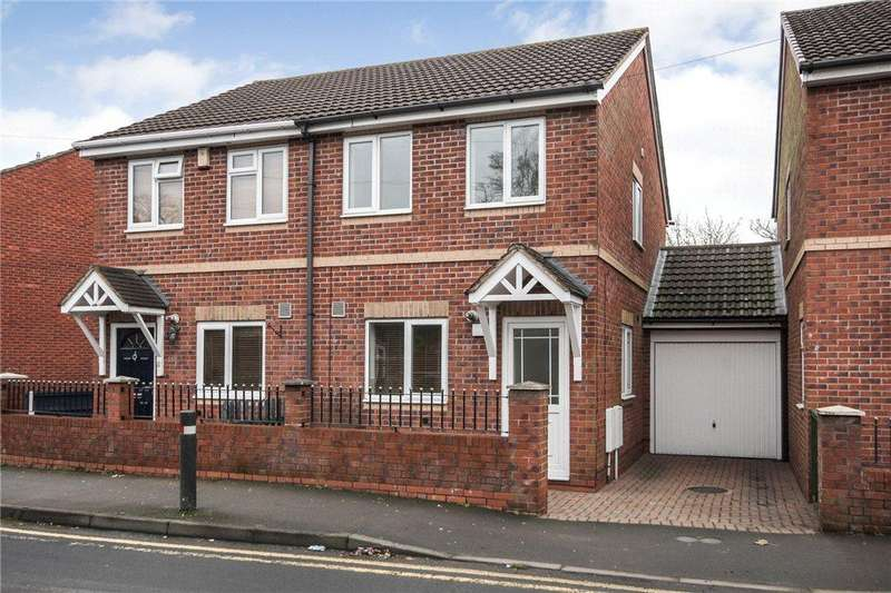 2 Bedrooms Semi Detached House for sale in Kinver Street, Wordsley, Stourbridge, DY8