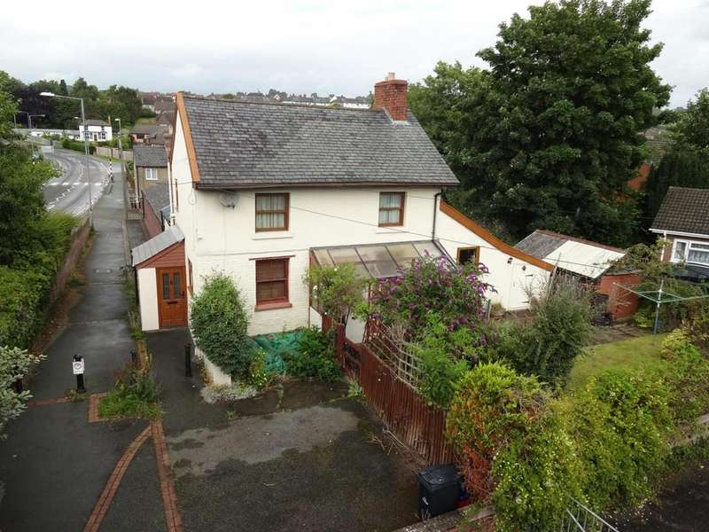 3 Bedrooms Detached House for sale in Lower Canal Road, Newtown, Powys
