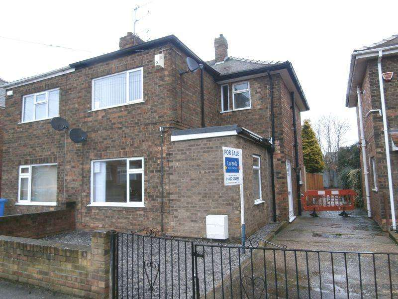 3 Bedrooms Semi Detached House for sale in Off Holderness Road, Hull