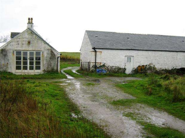 2 Bedrooms Detached House for sale in North Ardminish, Isle Of Gigha, Argyll and Bute