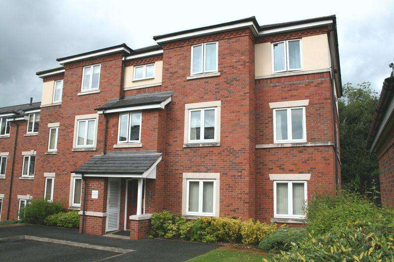 2 Bedrooms Apartment Flat for sale in Stratford Gardens, Bromsgrove