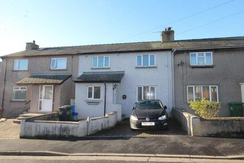 3 Bedrooms Terraced House for sale in Flookburgh, Grange-Over-Sands