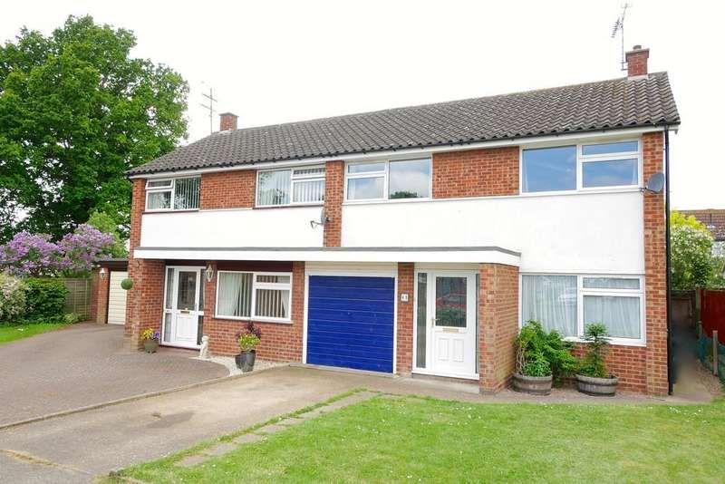 3 Bedrooms Semi Detached House for sale in Cedar Avenue, Kesgrave