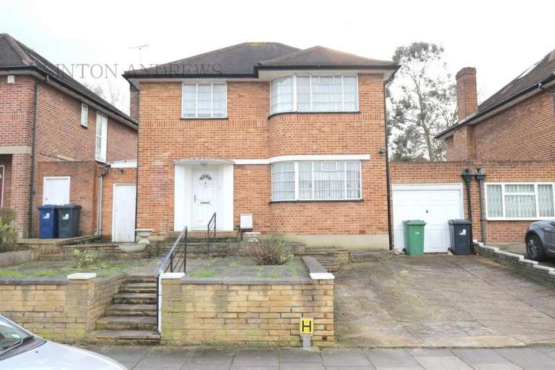 3 Bedrooms Detached House for sale in Ashbourne Road, Ealing, W5