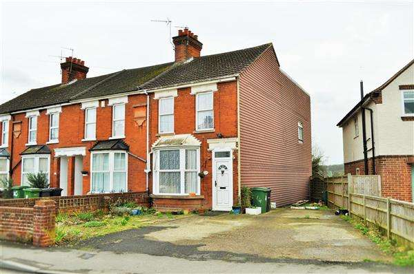 3 Bedrooms End Of Terrace House for sale in Maidstone ME16