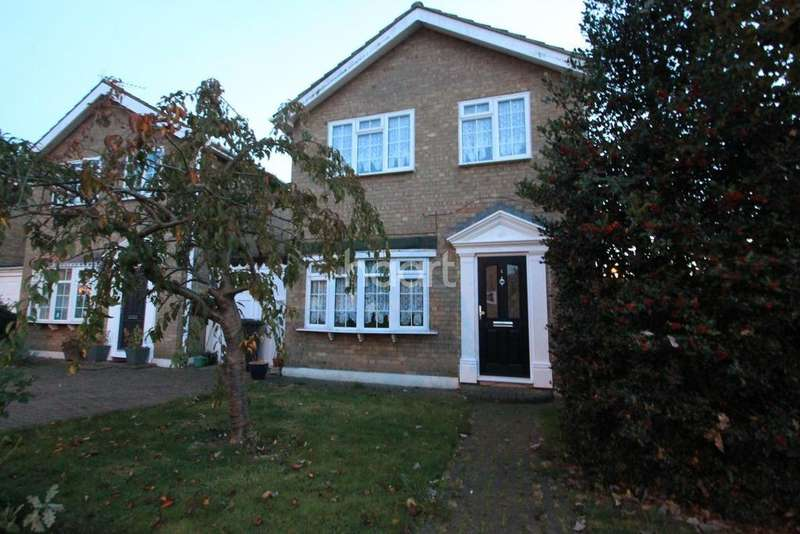 3 Bedrooms Detached House for sale in Blower Close, Rayleigh