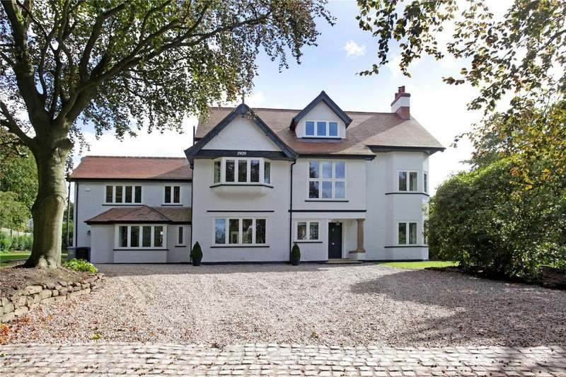 6 Bedrooms Detached House for sale in Park Drive, Hale, Cheshire, WA15