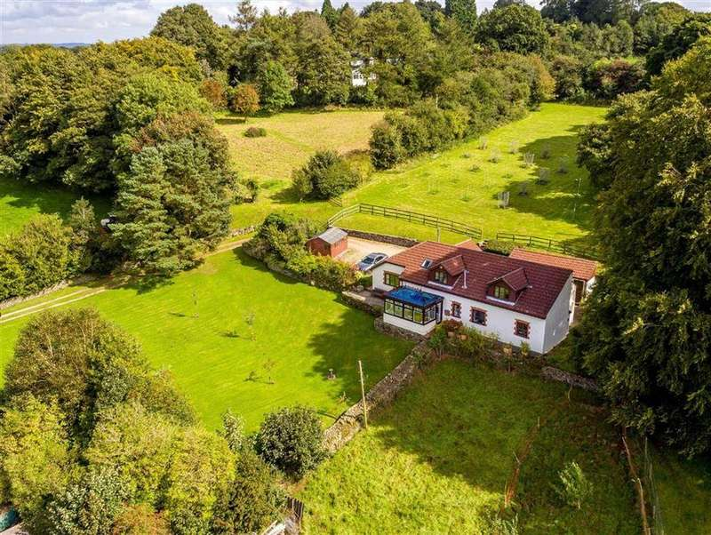 5 Bedrooms Unique Property for sale in The Common, St Briavels, Gloucestershire
