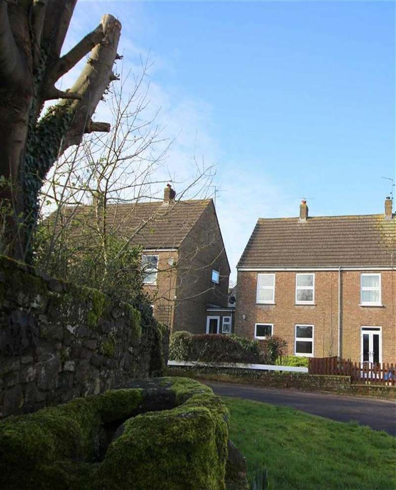 3 Bedrooms Semi Detached House for sale in Barrowell Lane, St. Briavels Lydney, Gloucestershire