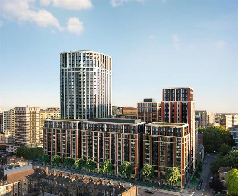 3 Bedrooms Flat for sale in West End Gate, Newcastle Place, London